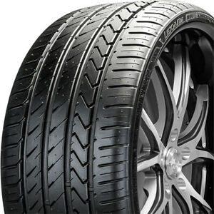 Lexani Lx twenty 255 35zr20 255 35r20 97w Xl A s High Performance Tire