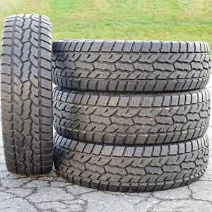 4 Set All Country A T Lt 275 60r20 Load E 10 Ply At All Terrain Blem Tires