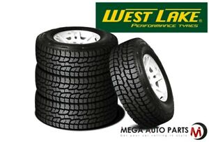 4 Westlake Sl369 275 65r18 116t All Terrain A t High Performance Truck Tires
