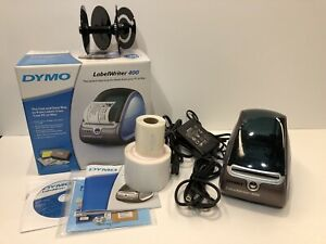 Dymo Labelwriter 400 Turbo Label Printer W Usb Cable Labels Tested Works