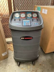 Robinair Cooltech Dual 2k R 12 And R 134a Refrigerant Machine