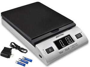 Accuteck S 50lbx0 2oz All in one Digital Shipping Postal Scale W ac Postage