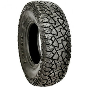 1 one X comp A t 285 75r16 Load E 10 Ply At All Terrain blem Tire
