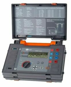 Sonel Mmr 620 Micro ohmmeter 10a Dlro Low Resistance Ohmmeter