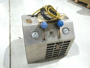 Thermotron Rru 6 Refrigerant Recovery Unit System R 13 Freon