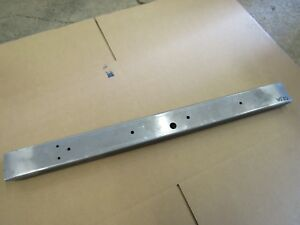 Front Bumper 46 Us Made Correct Fits Willys Cj3a Jeep