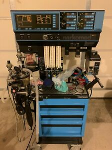 Drager Narkomed 3 Anesthesia Machine With Extras