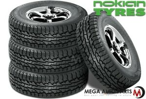 4 Nokian Rotiiva At Lt235 75r15 116 113s E 10 All terrain On off road Truck Tire