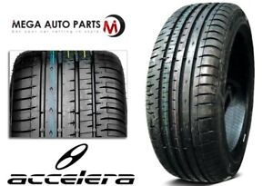 1 Accelera Phi R 175 50r15 75h All Season Ultra High Performance Uhp Race Tires