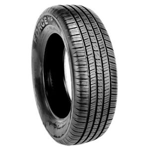 2 Pair Force Hp 205 65r16 95h As A S Performance Blem Tires