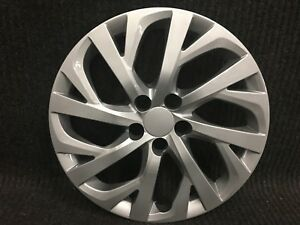 2017 2018 Toyota Corolla Hubcap Wheel Cover 16 New Silver Hubcap