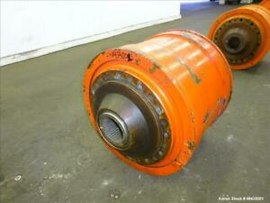 Used Sharples P180 Super d canter Centrifuge Gearbox 47 1 Ratio