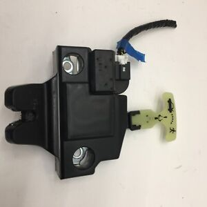2010 2014 Subaru Legacy Sedan Trunk Latch Lid Lock Actuator 57530aj00a