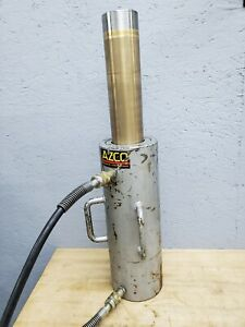 Enerpac 100 Ton Double Acting Hydraulic Cylinder 13 Inch Stroke Model R 10013