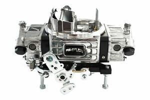 Quick Fuel Brawler 750 Cfm Carburetor 4 barrel W Electric Choke Dual Feed 67213