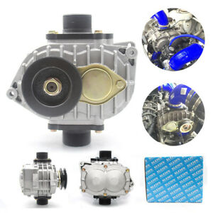 Amr500 Supercharger Mini Roots Compressor Blower Booster Mechanical Turbocharger
