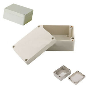 115 90 55mm Waterproof Blastic Electronic Broject Box Enclosure Cover Case Se