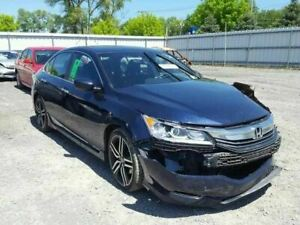 Motor Engine 2 4l Vin 1 6th Digit Coupe California Emissions Fits 16 17 Accord 9