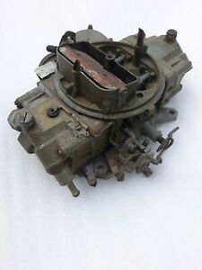 1969 71 Mustang Torino 351w Holley Carb C9of 9510 R