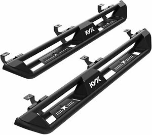 Kyx Bull Bar For 16 20 Toyota Tacoma 3inch Brush Grille Guard Front Bumper Black