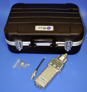 Rae Systems Ultrarae Pgm7200 Pid Photoionization Gas Detector With Carry Case