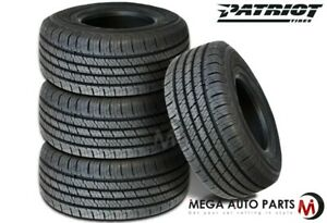 4 Patriot Ht 235 70r16 106h All Season Truck Suv M S Highway Touring Tires