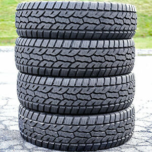 4 Set All Country A T Lt 275 55r20 Load E 10 Ply At All Terrain Blem Tires