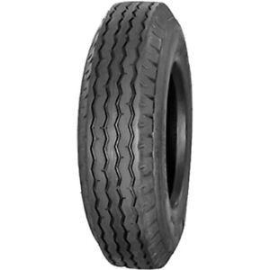 4 New Loadmaxx St Trailer St 8 14 5 Load G 14 Ply Trailer Tires