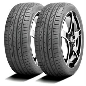 2 New Hankook Ventus S1 Noble2 245 40r18 97w Xl A S High Performance Tires
