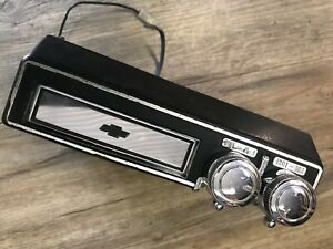 1969 Chevy Impala Camaro Chevelle Used Gm Factory 8 Track Player 7035301