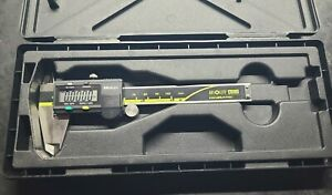Mitutoyo Digital Caliper 4 Absolute Aos Digimatic 500 195 30 Excellent