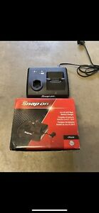Snap on ctc131 14 4 18 volt dual Bay Charger for Your Lithium ion Batteries new