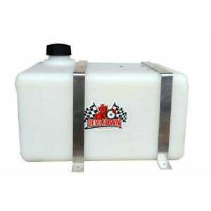 Devils Own 4006 6 Gallon Alcohol Injection High Quality Pump Mountable Tank