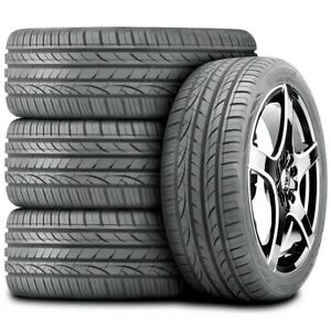 4 New Hankook Ventus S1 Noble2 245 40r18 97w Xl A S High Performance Tires