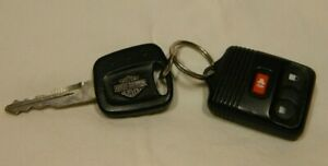Ford Fomoco Key And Fob 2001 Harley Davidson F 150 Pick Up Truck