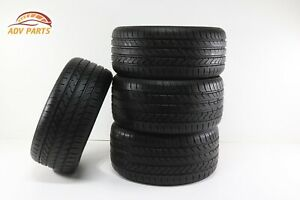 Four Used Tires Lexani Lx twenty 18 285 35 Zr18 101w M s 9 5 32 Nds Oem