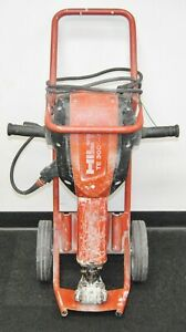 Hilti Te 3000 avr Heavy duty Electric Demolition Jack Hammer Concrete Breaker