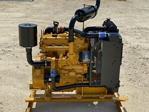 C4 4 127hp Caterpillar Power Unit