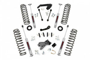 4in Jeep Suspension Lift Kit 07 18 Wrangler Jk Unlimited