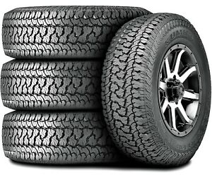 4 New Kumho Road Venture At51 Lt 265 70r18 Load E 10 Ply A T All Terrain Tires