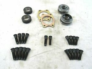 Ford 9 Set 20 A20 Axle Large Bearing Kit W Studs