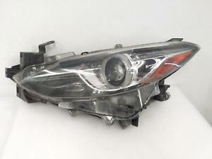 2014 2016 Mazda 3 Headlight Lh Left Driver Hid Xenon Oem