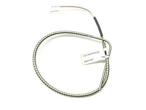Watlow 22cjkuf012a Rigid Sheath Thermocouple Type J 12 Lead