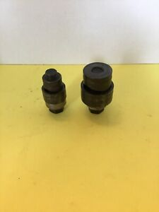 2 Greenlee 730 Bb Knockout Punch Sets