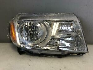2012 2013 2014 2015 Honda Pilot Headlight Right Rh Passenger Halogen