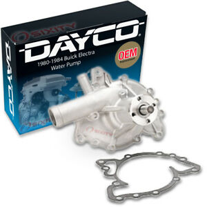 Dayco Water Pump For Buick Electra 1980 1984 4 1l V6 Engine Tune Up Ho