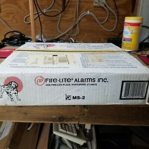 Firelite Alarms Ms 2 Two zone Conventional Fire Alarm Control Panel
