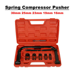 10x Valve Spring Compressor 5 Size Pusher Automotive Tool For Car Motorcycle