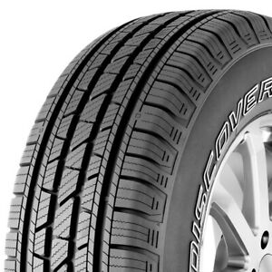 4 New Cooper Discoverer Srx 265 70r16 112t A s All Season Tires