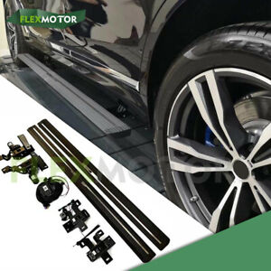 Deployable Electric Running Boards Side Steps Fit For Bmw X7 2019 2021